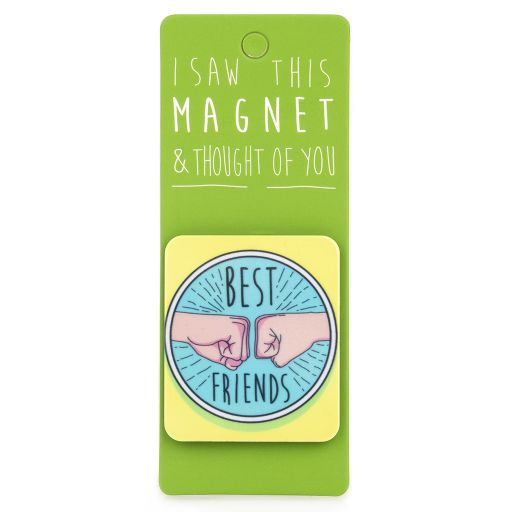I saw this Magnet and .... - MA019 - Fist Bump