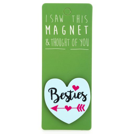 I saw this Magnet and .... - MA020 - Besties