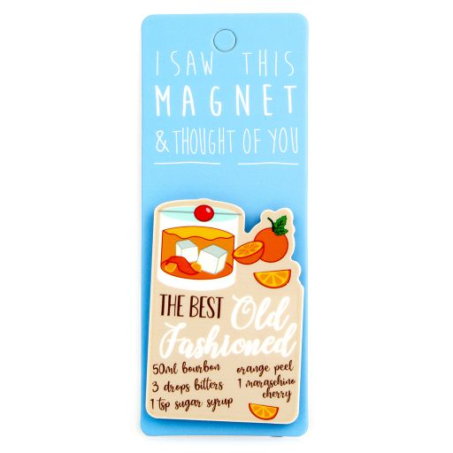 I saw this Magnet and .... - MA053 - Old Fashioned