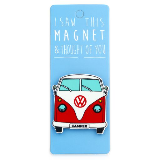 I saw this Magnet and .... - MA068 - Bus