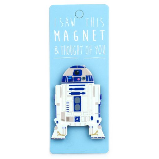 I saw this Magnet and .... - MA069 - Robot