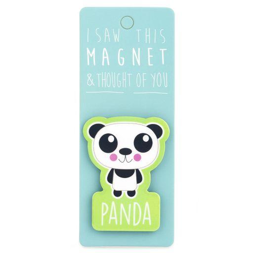 I saw this Magnet and .... - MA085 - Panda