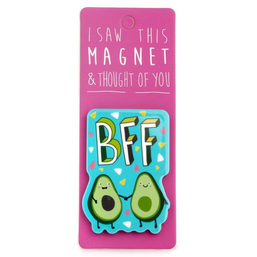 I saw this Magnet and .... - MA110 - BFF Avocado