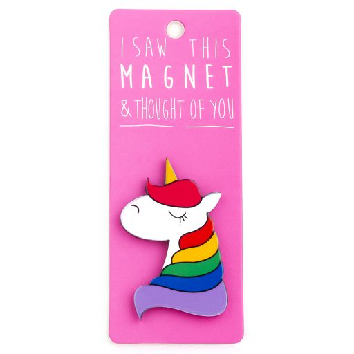 I saw this Magnet and .... - MA114 - Unicorn 1