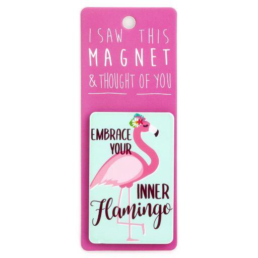 I saw this Magnet and .... - MA115 - Flamingo